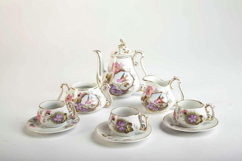 FINALIST: Tea Set.