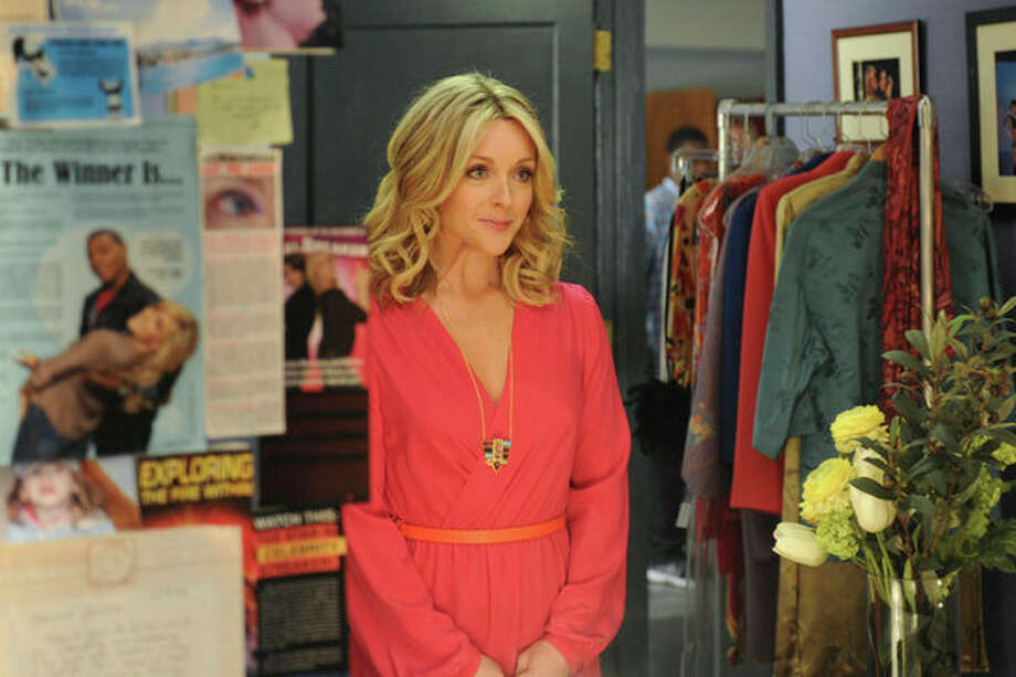 "It's the beginning of the end for ""TGS,"" as ""30 Rock"" starts its final season at 7 p.m. Thursday on NBC. The ""TGS"" crew returns from the summer hiatus to Jack's terrible fall lineup, and Jenna (Jane Krakowski) becomes a bridezilla. Photo: Ali Goldstein / 2012 NBCUniversal Media, LLC."