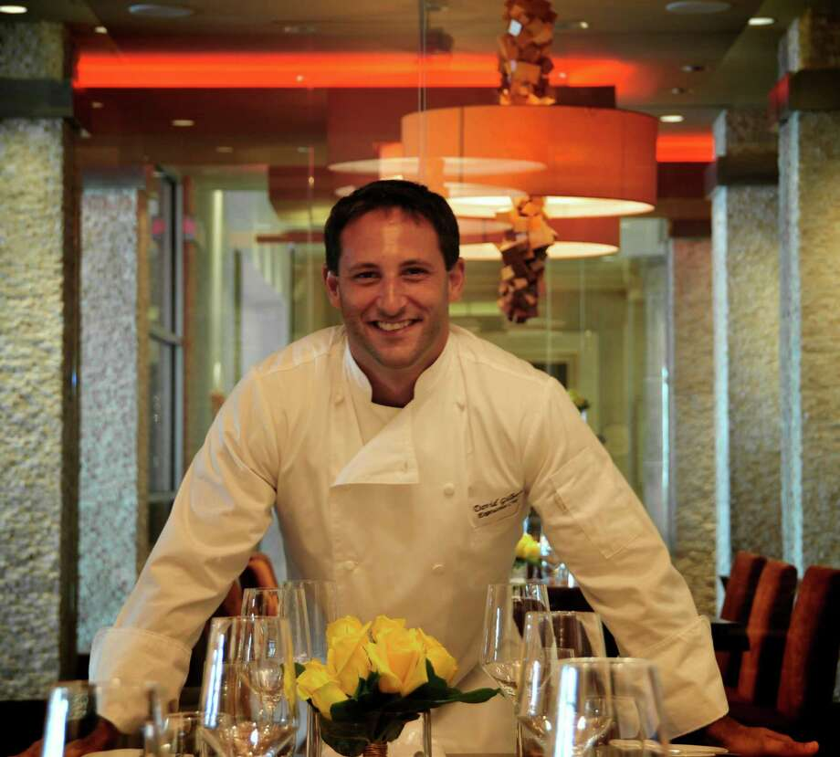 "San Antonio Chef David Gilbert is releasing a new book titled ""Kitchen Vagabond: A Journey Cooking and Eating Beyond the Kitchen."" Photo: Courtesy John Herdman"