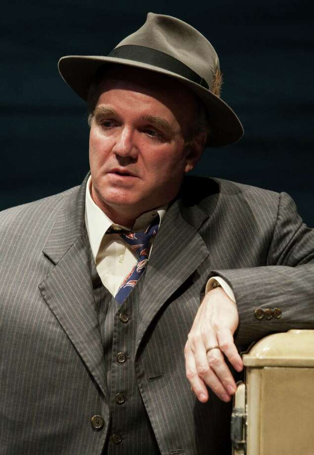 "James Black (Willy Loman) stars in Alley Theatre's new production of ""Death of a Salesman"" on Tuesday, Sept. 25, 2012, in Houston. ( J. Patric Schneider / For the Chronicle ) Photo: J. Patric Schneider / © 2012 Houston Chronicle"