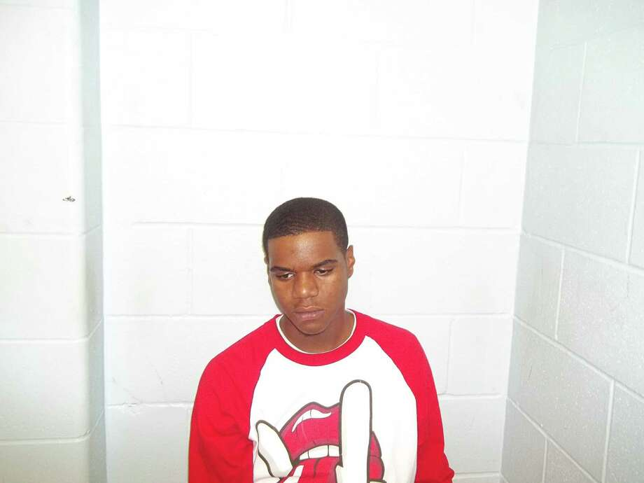 Anthony Theus is charged with credit card abuse in connection with a Sept. 19 robbery on the University of Houston campus. Photo: UH Police Department