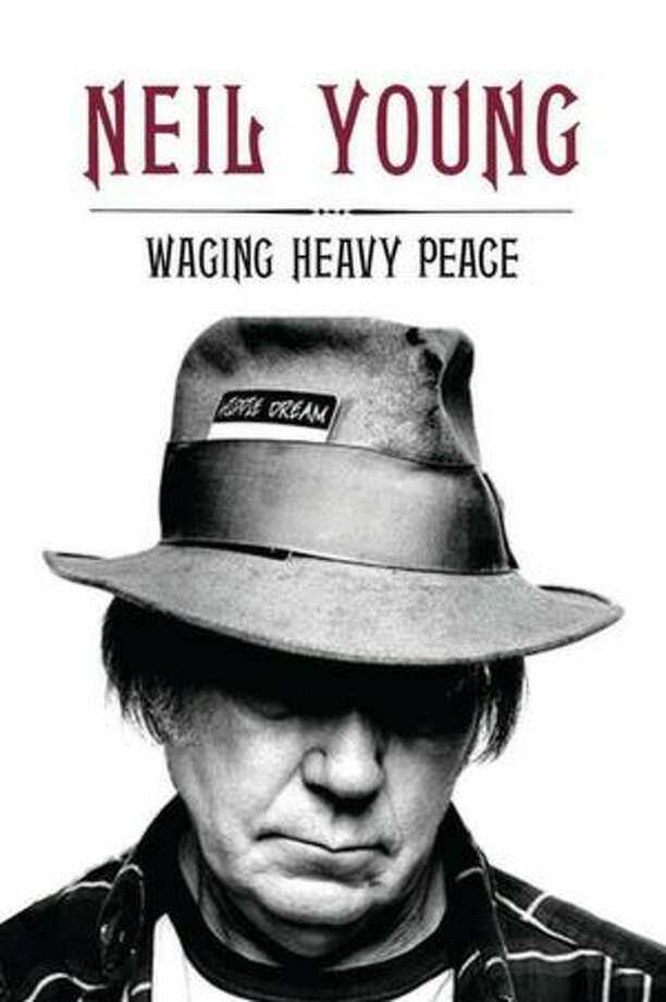 """Waging Heavy Peace"" by Neil Young Photo: Xx"