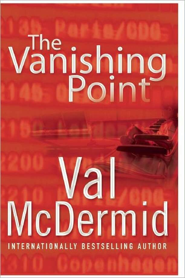 """""""The Vanishing Point"""" by Val McDermid Photo: Xx"""