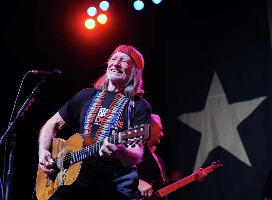 Willie Nelson. Oct. 11, Floore Country Store. liveatfloores.com Photo: Bob Riha,  Jr., Mysa / Bob Riha, Jr.