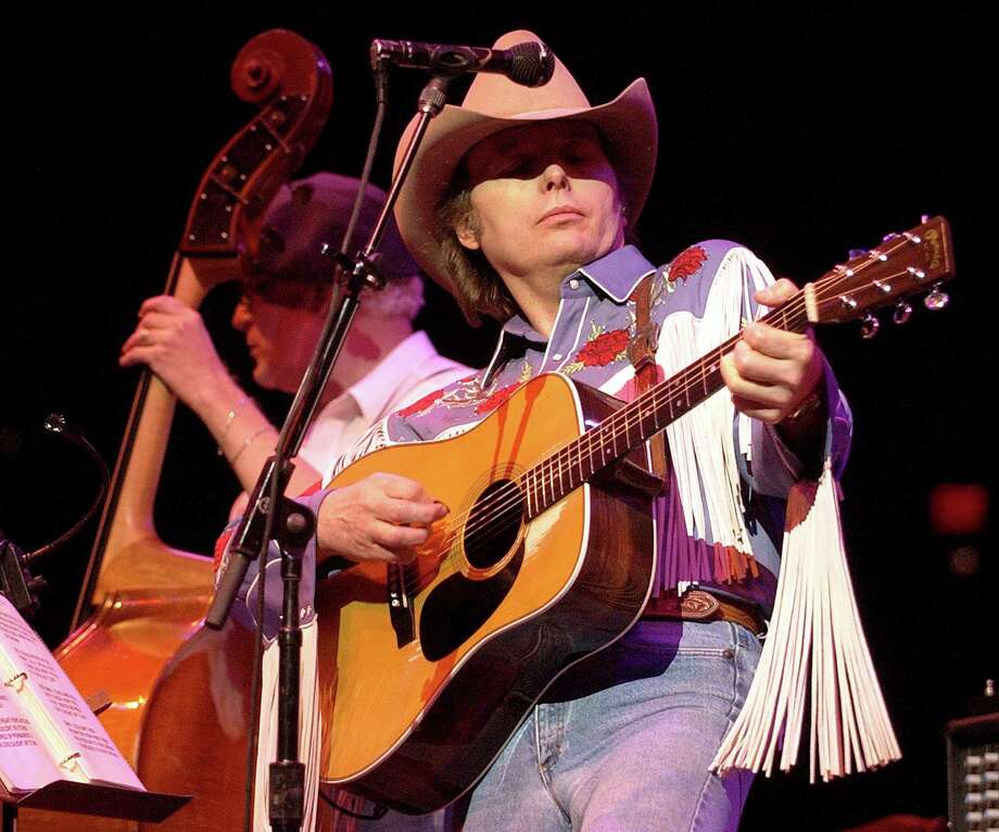 Dwight Yoakam. Oct. 13, Floore Country Store. liveatfloores.com Photo: WILLIAM LUTHER, Mysa / SAN ANTONIO EXPRESS-NEWS