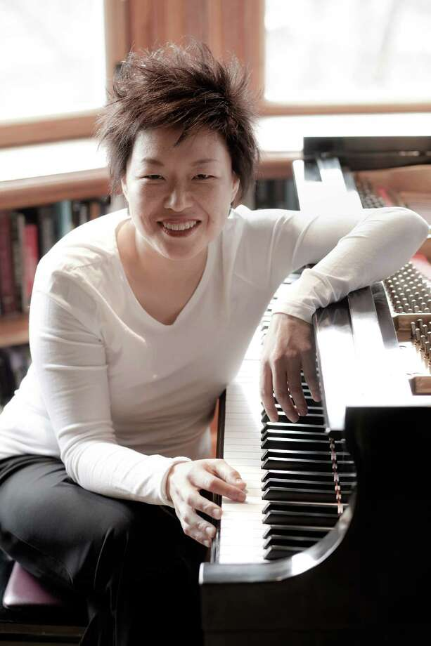 San Antonio Symphony opens season with pianist Katherine Chi. Oct. 5-6, Majestic Theatre. sasymphony.org Photo: Mysa