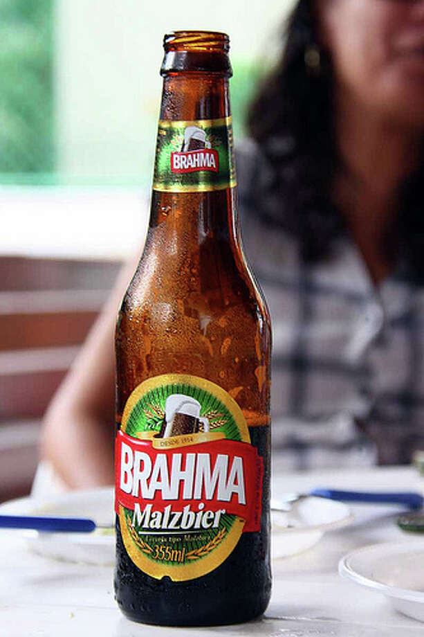 9. Brahma – The Beligum-based brewer sold 17.4 million barrels of beer in 2011, making it the 9th largest based on volume. The beer is a popular drink in South America. (Photo: McDemoura, Flickr) Photo: DM