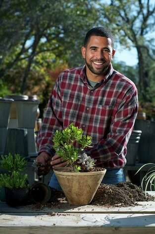 "Ahmed Hassan, from DIY Network's ""Yard Crashers,"" will share his expertise at the San Antonio Fall Home & Garden Show. Photo: Courtesy"