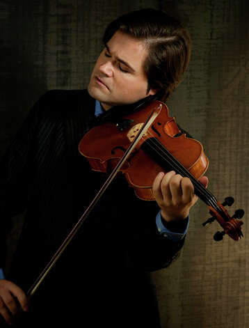 Joel Noyes, assistant principal violist of the Metropolitan Opera Orchestra, will be joining two of his colleagues for a performance at Stamford's Treetops Chamber Music Society, Sunday, Sept. 30, 2012, at 4 p.m. The performance will take place at 359 Merriebrook Lane, Stamford, Conn. Tickets: $40, $27.50 (subscribers). For more information, call 203-979-6052, or visit www.treetopscms.org. Photo: Contributed Photo