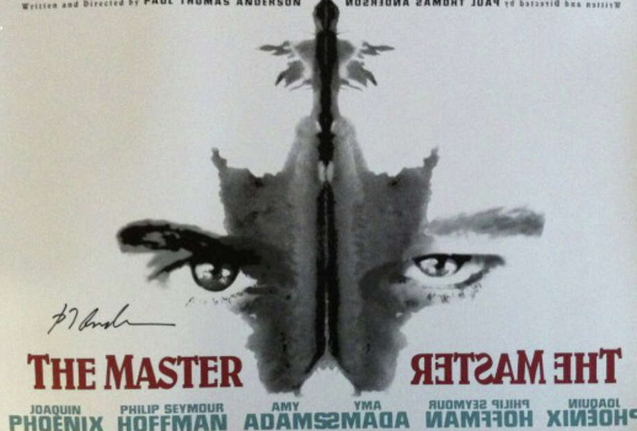 "The new movie, ""The Master,"" is playing in area theaters. Photo: Contributed Photo / Westport News contributed"