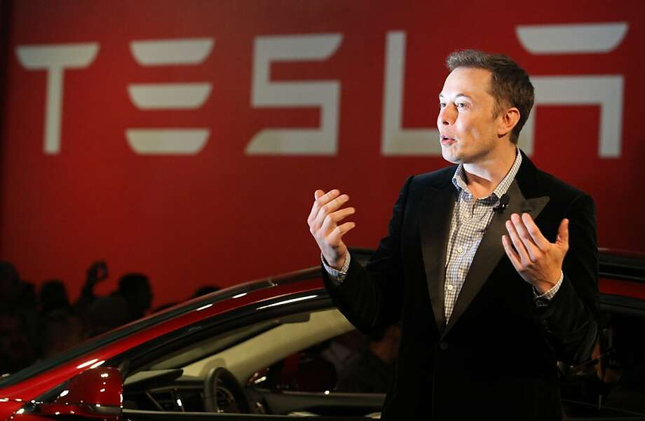 Tesla Motors adds millions more shares to sell, bringing the total to 6.93 million. CEO Elon Musk says he'll buy 35,398 for $1 million. Photo: Mathew Sumner, Special To The Chronicle