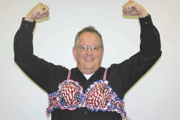 "Vernon Pierce in ""American Freedom."" Designed by Laverne Jackson. Photo: Courtesy Of The Gift Of Life"