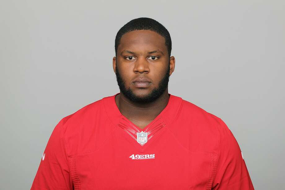 This is a 2012 photo of Anthony Davis of the San Francisco 49ers NFL football team. This image reflects the San Francisco 49ers active roster as of Thursday, May 10, 2012 when this image was taken. (AP Photo) Photo: Uncredited, ASSOCIATED PRESS