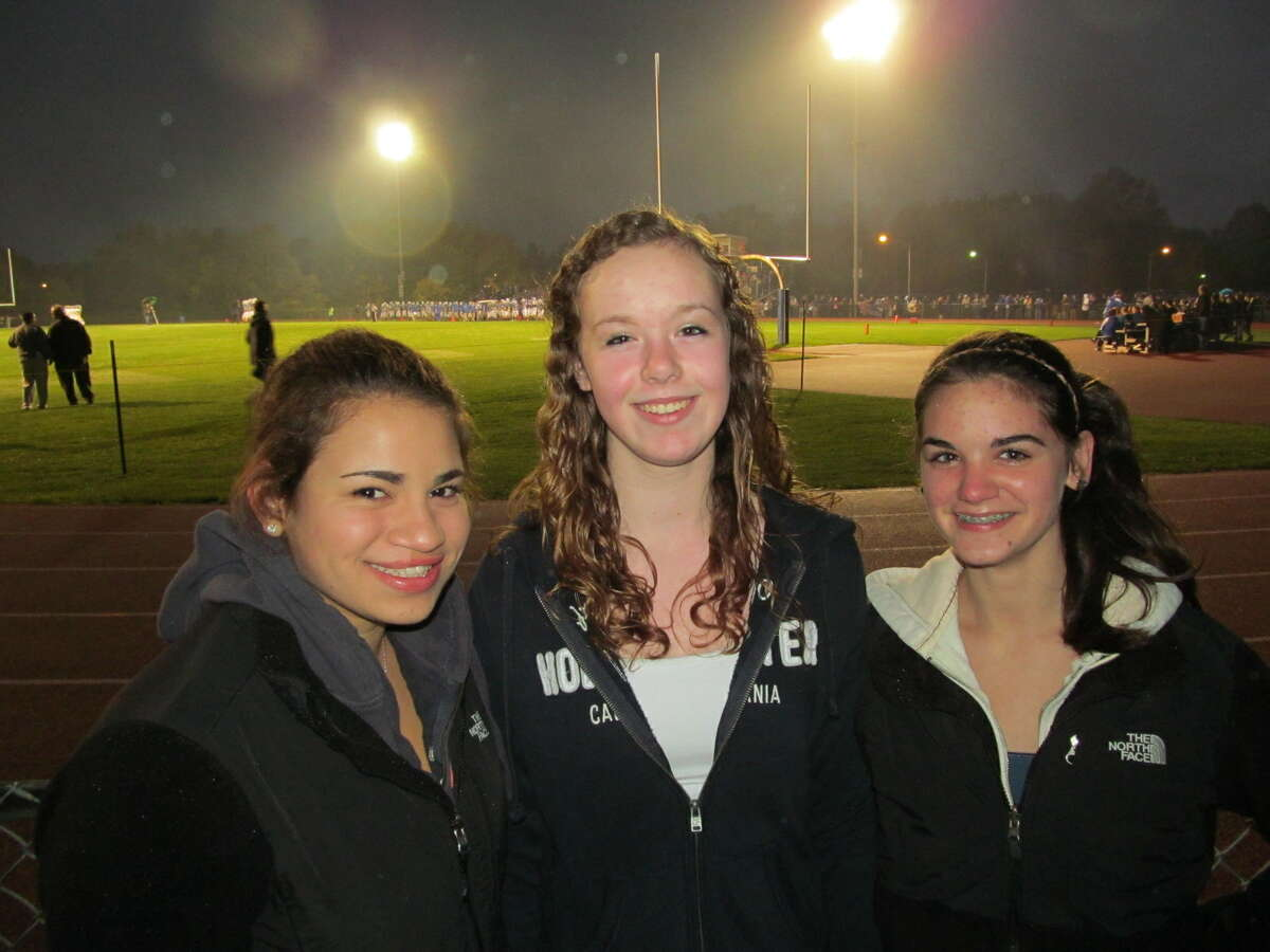 Were you Seen at the Shenendehowa vs. Shaker high school football game in Colonie on Friday, Sept. 28, 2012?