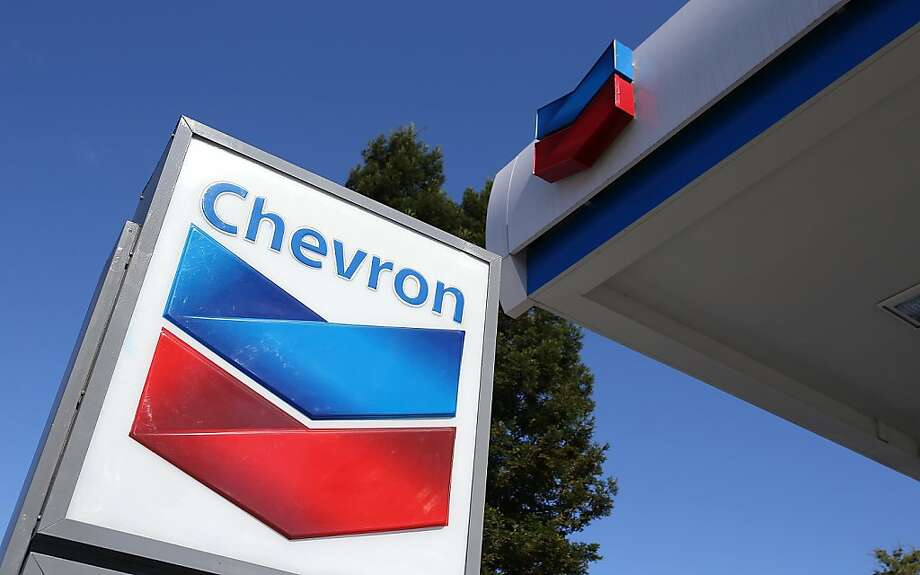 SAN RAFAEL, CA - JULY 27:  A sign is posted at a Chevron gas station on July 27, 2012 in San Rafael, California.  Chevron reported a 6.8 percent decline in second quarter earnings with profits of $7.21 billion compared to $7.73 billion one year ago.  (Photo by Justin Sullivan/Getty Images) Photo: Justin Sullivan, Getty Images