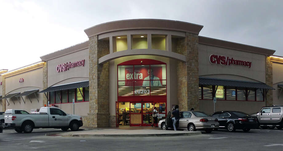 The CVS Pharmacy located at 20203 Stone Oak Boulevard is allegedly owned by Hector Javier Villanueva, a former Coahuilan state treasurer, who is under investigation for falsifying documents to borrow $222 million in state credit and then shuffling the money to his family in the United States. Photo: Kin Man Hui, San Antonio Express-News / ©2012 SAN ANTONIO EXPRESS-NEWS