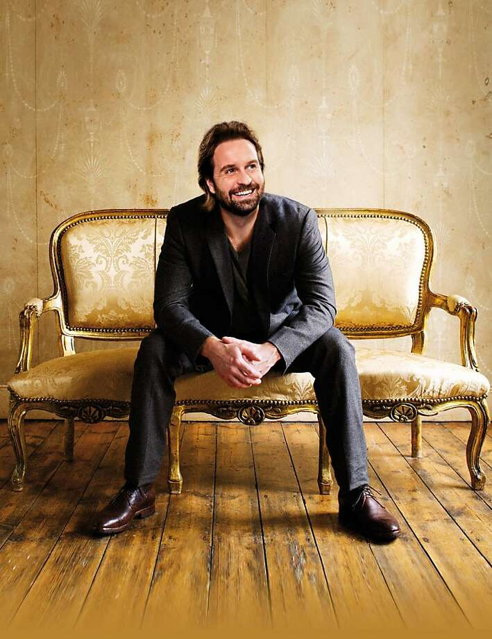 "Alfie Boe won a Tony for Baz Luhrmann's ""La Boheme."" Photo: Two Shakes Creative, LiveNation"