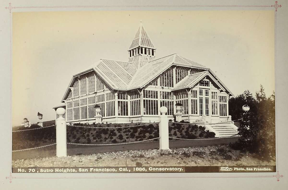 The Sutro Heights Conservatory