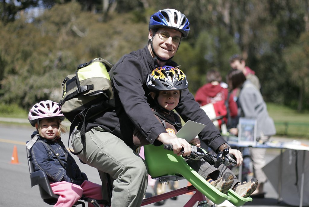 New Family Biking Guide: Tips to start pedaling