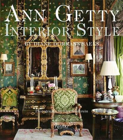 Ann Getty Interior Style