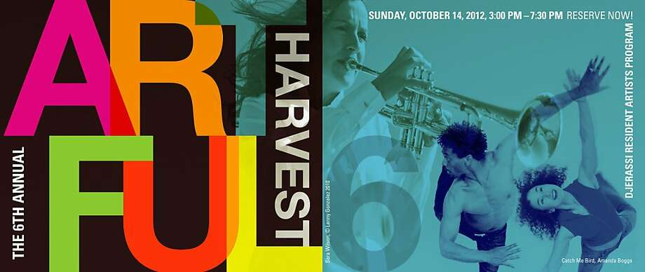 Artful Harvest, featuring performances by DRAP alumni like composer-trumpeter Sarah Wilson, will be Oct. 14 at the program's SMIP Ranch in Woodside. Photo: Djerassi Resident Artists Progra