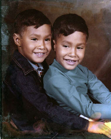 Joaquín (left) and Julián grew up to become a Texas state representative and San Antonio mayor, respectively. Photo: Courtesy/Rosie Castro / Courtesy/Rosie Castro