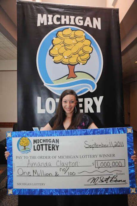 Amanda Clayton's collecting of lottery winnings along with welfare caused a change in the law. Photo: Anonymous / JC