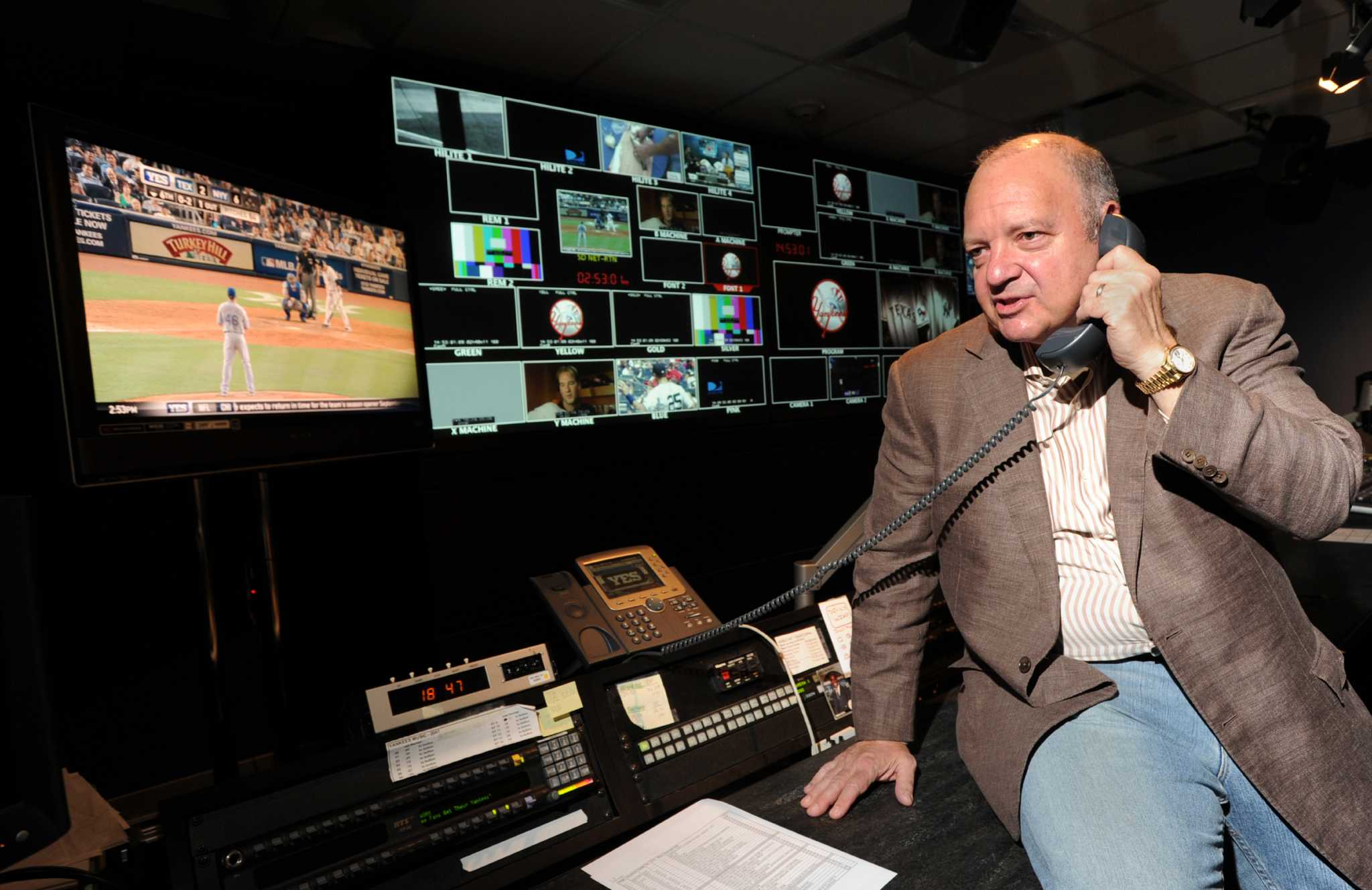 a connecticut yankee: john filippelli helps build yes into tv