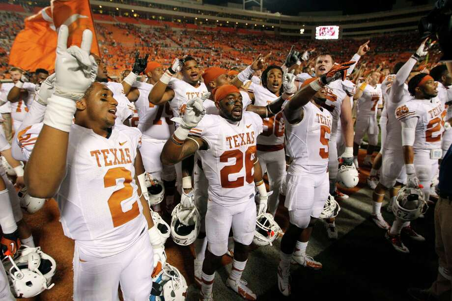 15.  Texas (9-4) Photo: Sue Ogrocki, Associated Press / AP
