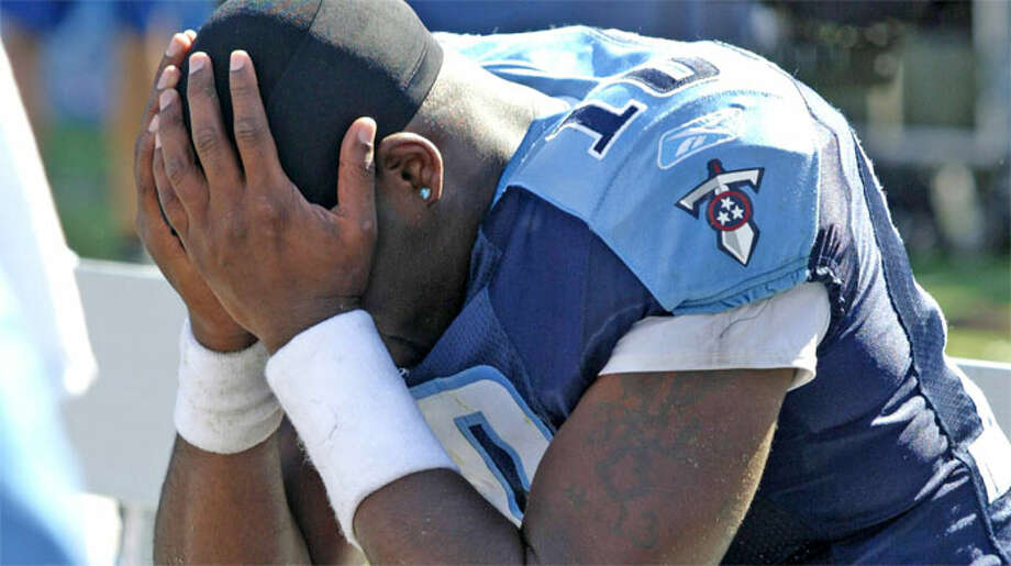 Stories of professional athletes going broke are not uncommon, and have plagued football players like Vince Young, pictured above, and Michael Vick. However, many NFL stars have started to look beyond the gridiron, and are taking Wall Street internships to plan for their lives after football. Take a look back at other NFL stars who have gone broke after their careers ended.