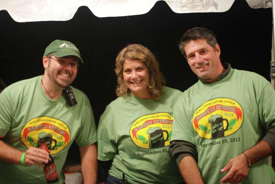 New Canaan Harvest Festival September 29, 2012 Photo: Michael Spero / Hearst Connecticut Media Group