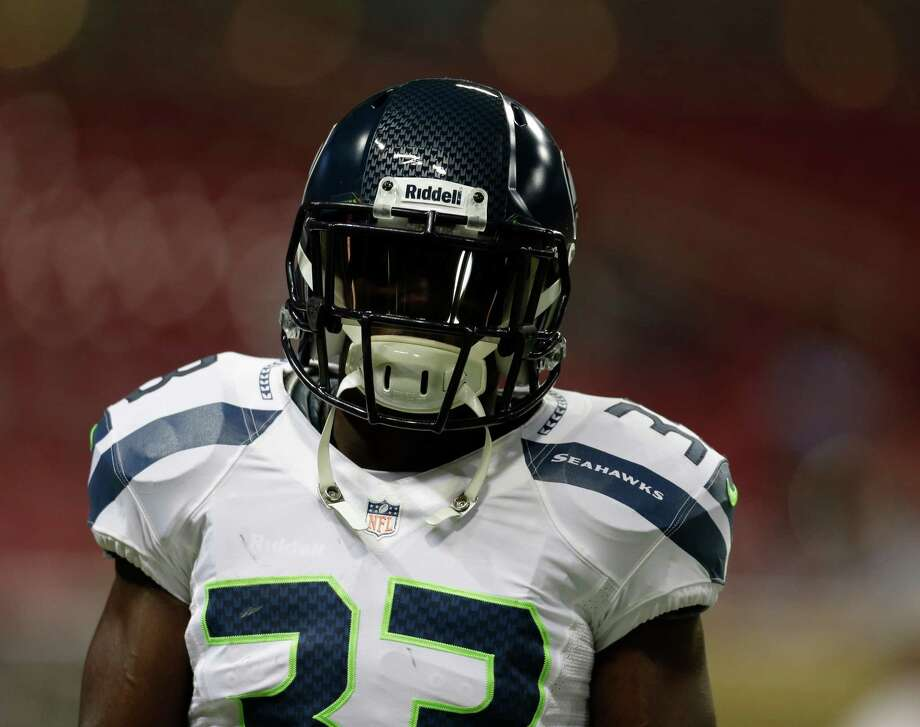Seattle Seahawks running back Leon Washington before an NFL football game against the St. Louis Rams Sunday, Sept. 30, 2012, in St. Louis. Photo: AP