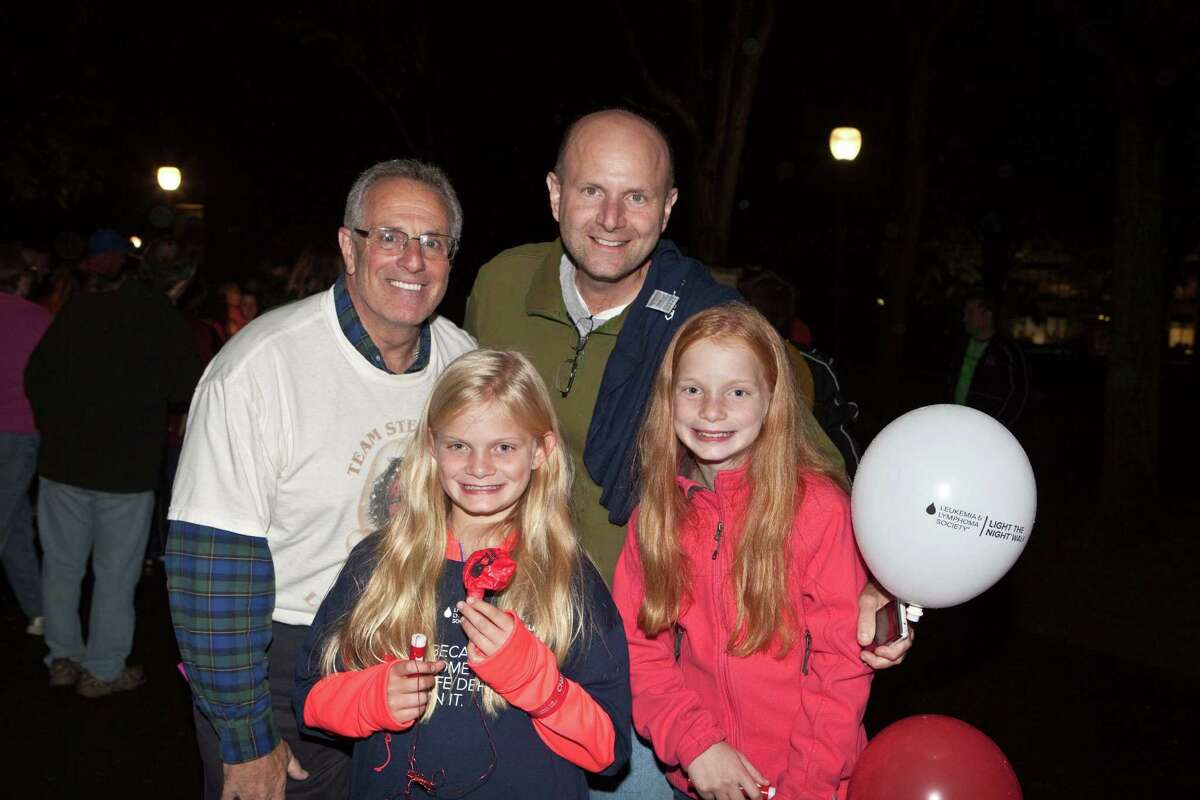 Were you Seen at The Leukemia and Lymphoma Society's Light the Night Walk at Siena College in Loudonville on Saturday, Sept. 29, 2012?