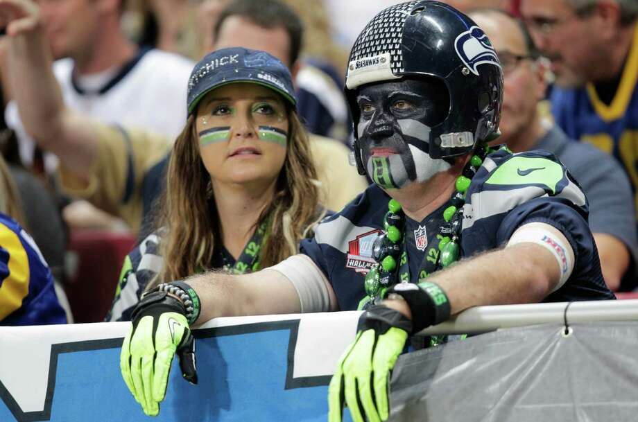 Seattle Seahawks watch
