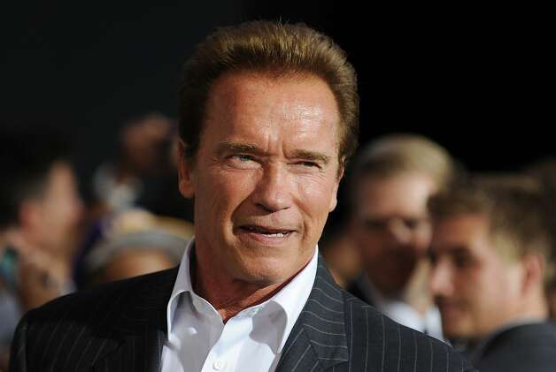 "Arnold Schwarzenegger on his infidelity: ""I'm not perfect."" Photo: Robyn Beck, AFP/Getty Images"