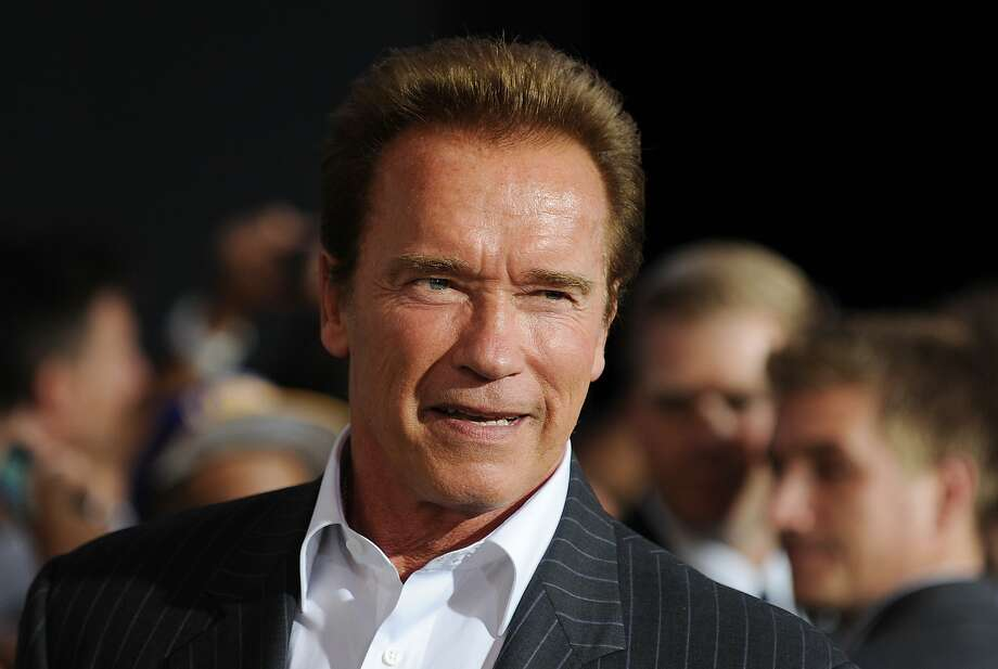 Arnold Schwarzenegger likes the state's open primary system. Photo: Robyn Beck, AFP/Getty Images