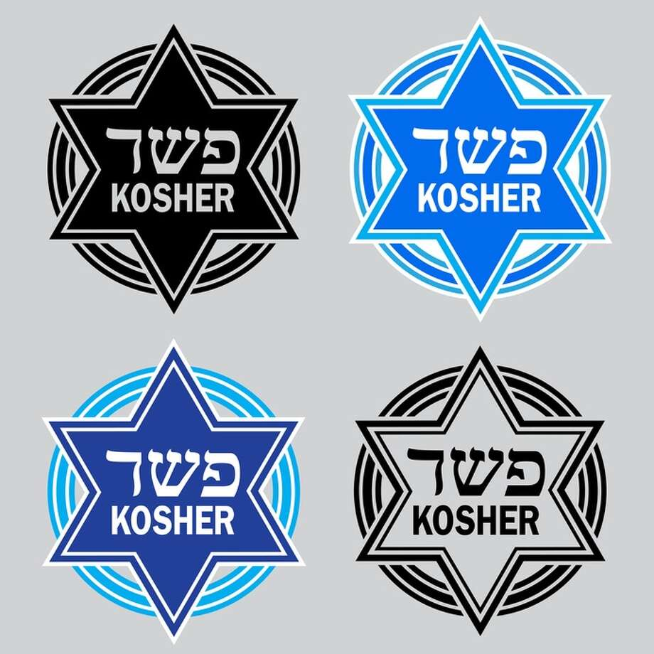 Examples of kosher food labels. (Fotolia.com)