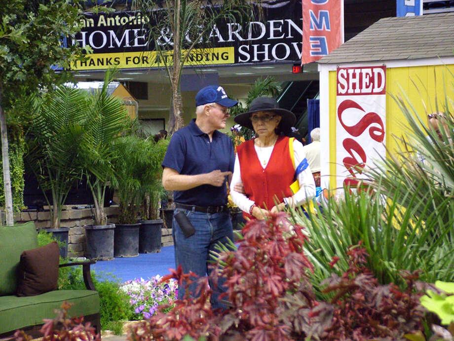 Myspy Home And Garden Show San Antonio Express News