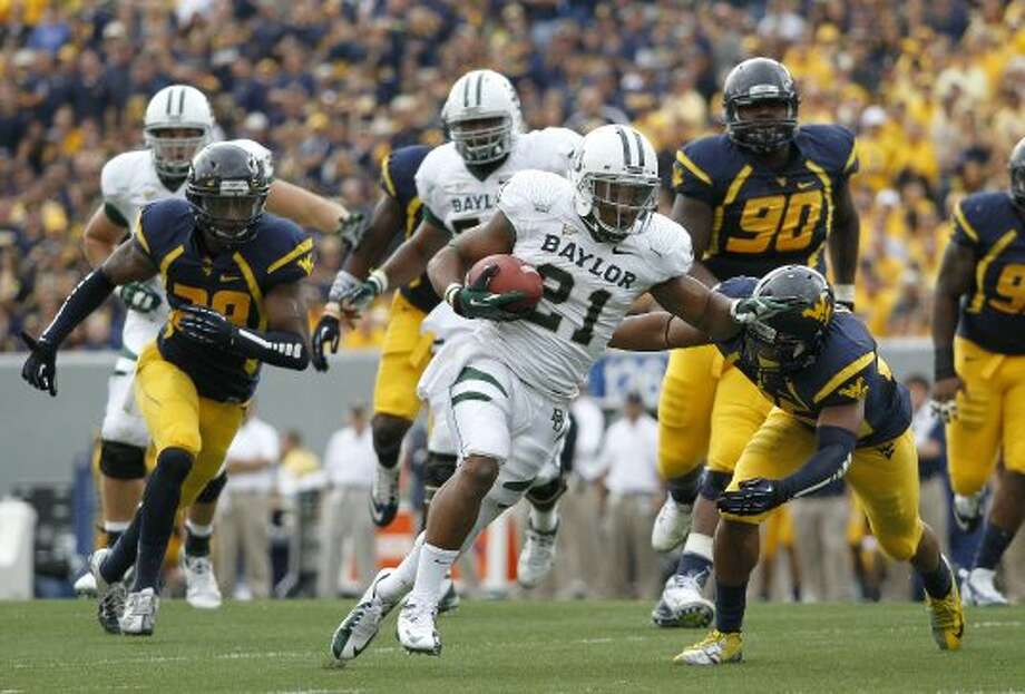 Jarred Salubi, Baylor, 20 carries, 75 yards, 1 TD (Justin K. Aller / Getty Images)