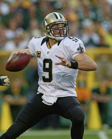 Former Austin Westlake quarterback Drew Brees led the New Orleans Saints to a Super Bowl title. Photo: Jonathan Daniel, Getty Images / 2012 Getty Images