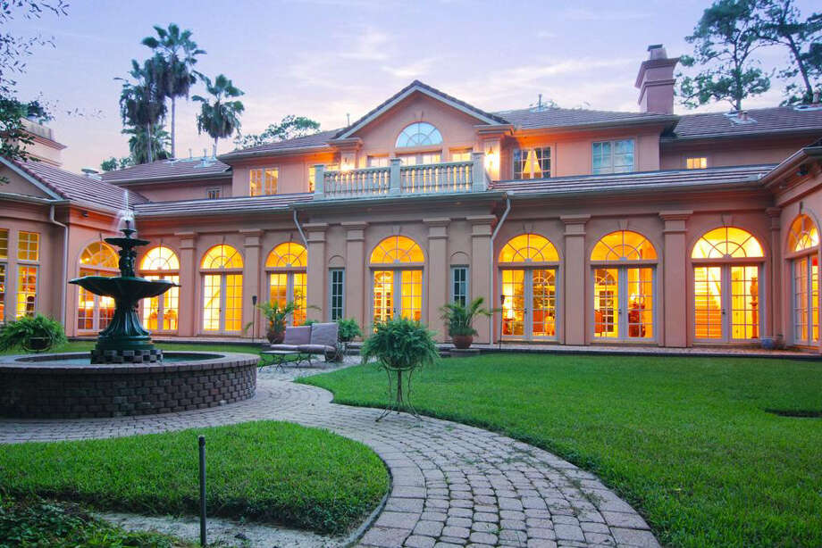 The home at 835 Little John Lane was constructed with European influences. Photo: Daniel Zimmerman Real Estate Agency