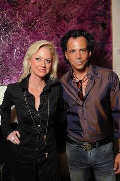 Rocker Chic Guests Celebrate Actor Artist Richard Grieco
