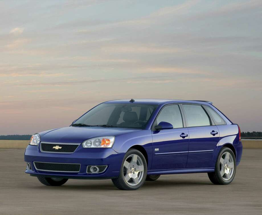 27. 2007 Chevrolet Malibu Maxx SS -- Edmond's makes a few comments about the car's style, but the major issue comes down to performance. The Malibu Maxx SS lacked anything special. (Photo: Chevrolet) / © 2006 General Motors