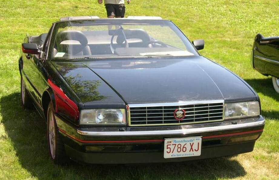 23. 1987 Cadillac Allante -- This was a failed attempt at competing with Mercedes' SL. The Allant