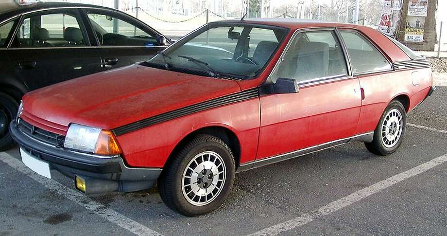 17. 1982 Renault Fuego -- This car had all sorts of problems. It was proned to rusting, had electrical problems and had to be recalled for steering wheels that detached.