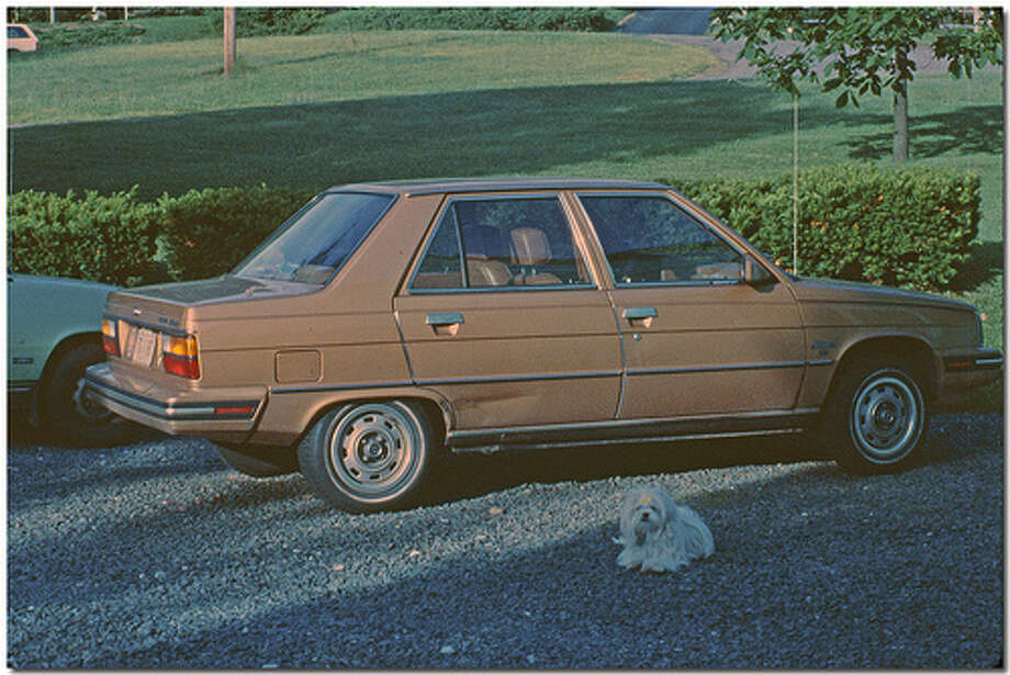 "12. 1983 Renault Alliance -- Car & Driver loved this car in 1983, saying it would ""be our car of the year."" The car -- like many others -- was prone to rust problems and lacked horsepower. By the late 1980s, the car's value was virtually nothing. (Photo: Aunti Rain, Flickr)"