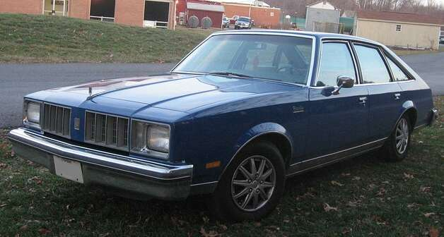 10. 1979 Oldsmobile Cutlass Supreme Diesel -- This car was a warranty disaster for GM. The engine never really performed well and often broke. None of that makes it a driver's dream car. (Photo: IFCAR, Wikipedia)