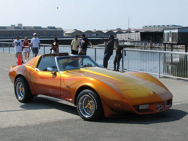 31. 1975 Chevrolet Corvette -- This one might hurt Corvette lovers, but it isn't because the car shouldn't be on the list. The 1975 Chevy Corvette was underpowered compared to previous and future Corvette models. (Photo: Jack_Snell, Flickr)