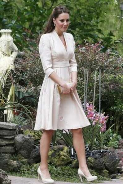 2010: Kate Middleton