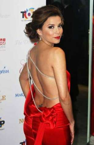 LONDON, ENGLAND - MARCH 13:  Eva Longoria Parker attends the Noble Gift Gala at The Dorchester on March 13, 2010 in London, England.  (Photo by Danny Martindale/Getty Images) *** Local Caption *** Eva Longoria Parker (Getty Images)